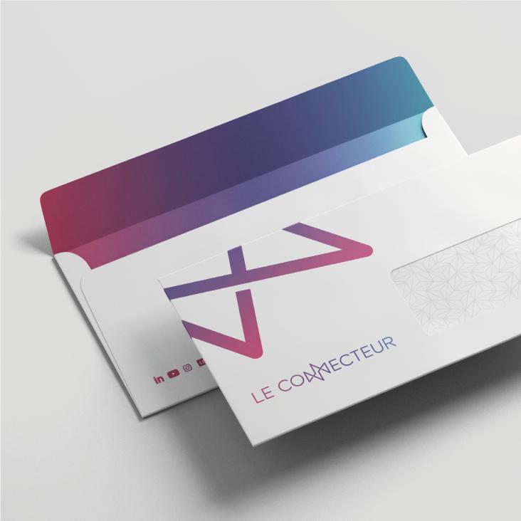 Print-Enveloppe-Le-Connecteur